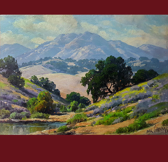 Vander Molen Gallery Vintage California Art for Sale